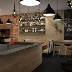 Studio di architettura Archis - Commerciale - Bistrot - 3