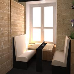 Studio di architettura Archis - Commerciale - Bistrot - 7