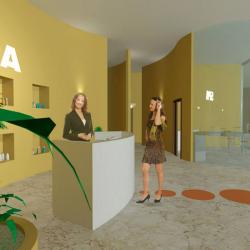 Studio di architettura Archis - Commerciale - Centro benessere Vulcano Buono - 5
