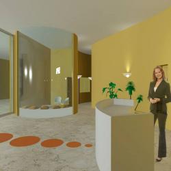 Studio di architettura Archis - Commerciale - Centro benessere Vulcano Buono - 6