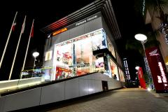 Studio di architettura Archis - Commerciale - Concessionaria Honda Palace Roma - 8