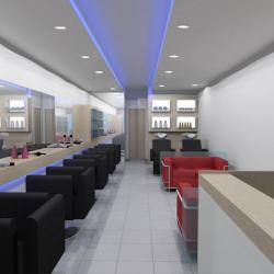Studio di architettura Archis - Commerciale - Salone parrucchiere Gd - 3