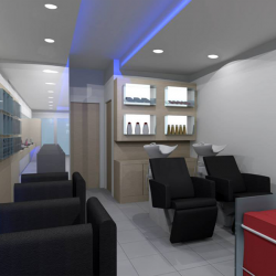 Studio di architettura Archis - Commerciale - Salone parrucchiere Gd - 7