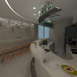 Studio di architettura Archis - Commerciale - Wine Bar - 2